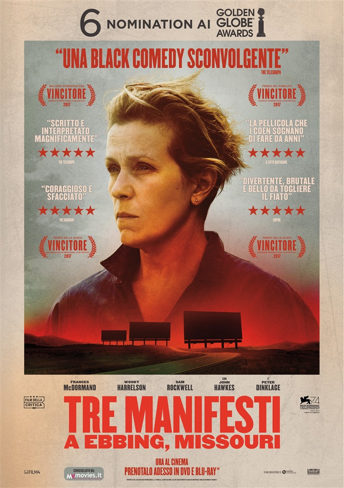 Tre manifesti a Ebbing, Missouri - Three Billboards Outside Ebbing, Missouri