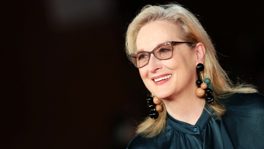 Meryl Streep, candidata come migliore attrice protagonista