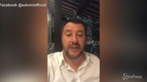 """Sea Watch, Salvini: """"Non doveva sbarcare, non do nessuna autorizzazione"""""""