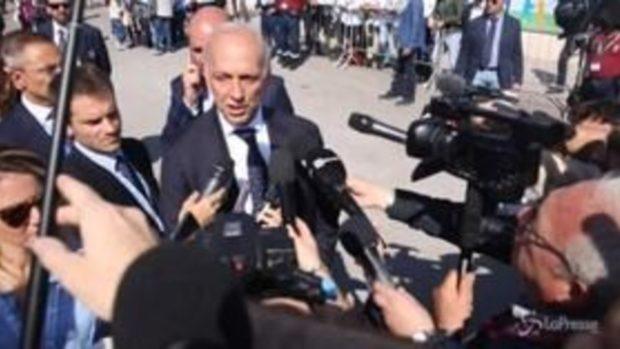 """Bussetti a Palermo: """"Vedrò la prof sospesa, provvedimento ingiusto"""""""