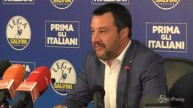 """Battisti, Salvini: """"Chiedano scusa anche gli pseudo intellettuali di sinistra"""""""
