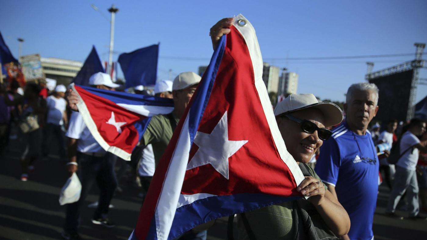 Cuba-Martinica mercoledì 19 giugno