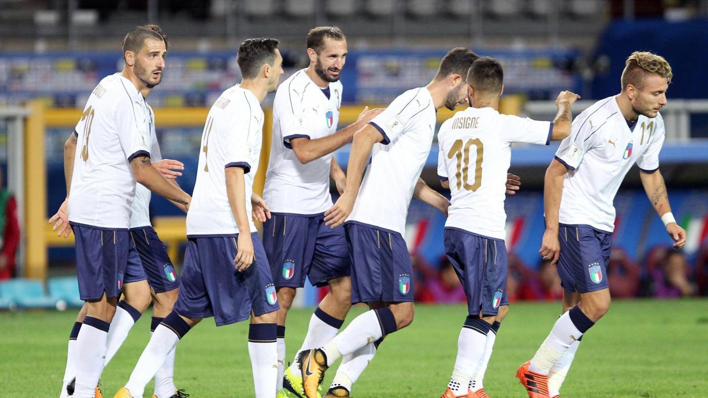 Svezia-Italia 10 novembre, analisi, pronostico e probabili formazioni dello spareggio d'andata di qualificazione ai Mondiali Russia 2018