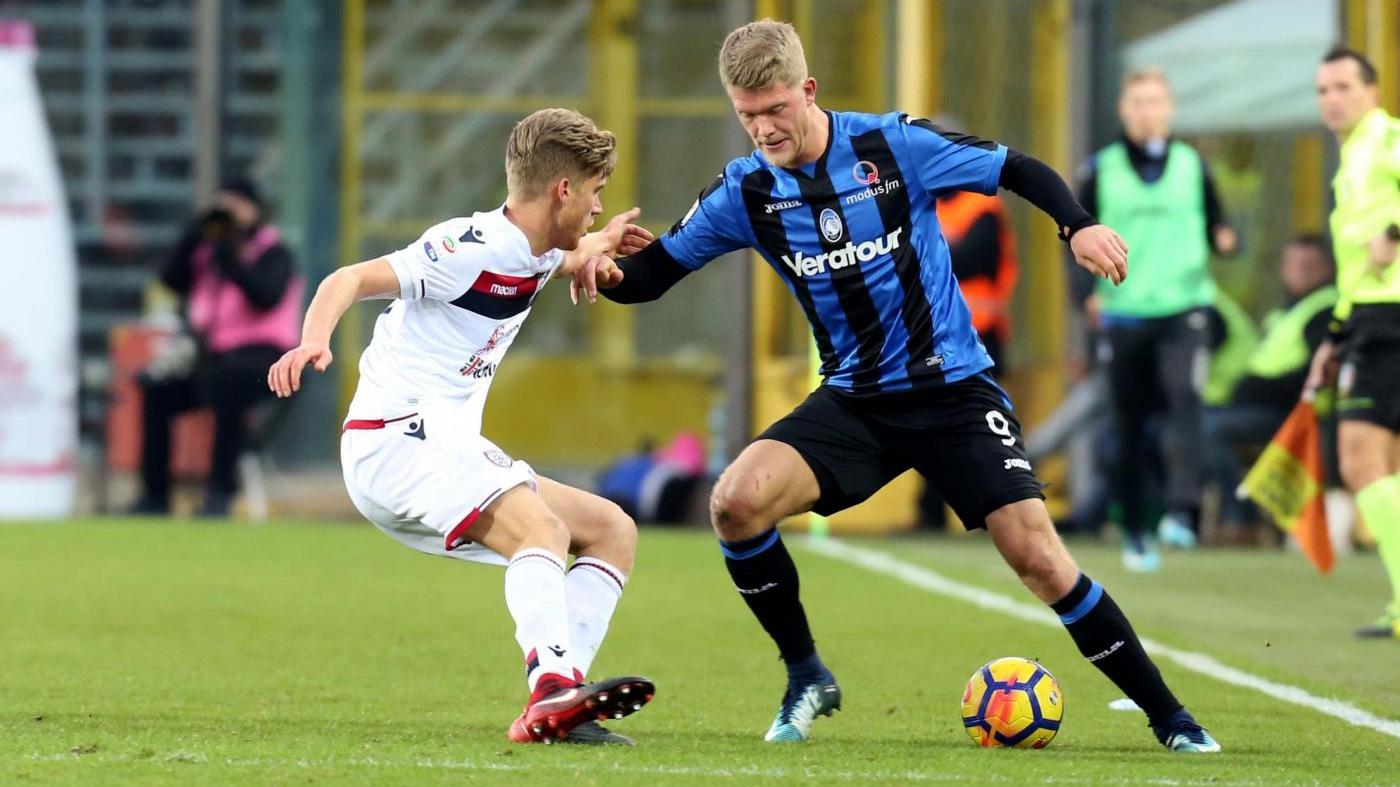 Serie A, Atalanta-Sampdoria: sfida dal sapore europeo