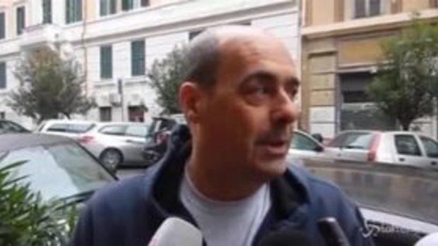"""Zingaretti: """"Il Pd non è finito, va cambiato"""""""