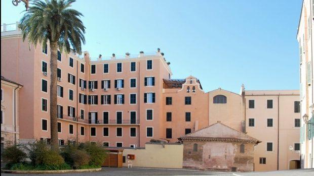 Da palazzo del Quirinale a biblioteca pubblica: ecco come si trasforma San Felice