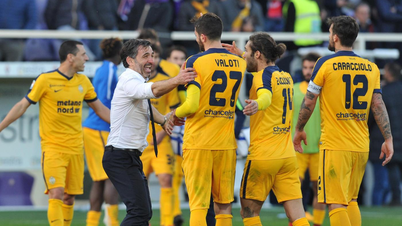 Verona-Juve Stabia 5 agosto