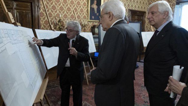 Quirinale, Mattarella dona San Felice a italiani: via alloggi e spazio ai libri