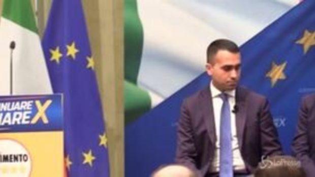 """Sicurezza, Di Maio: """"Dubbi di incostituzionalità, in corso confronto tra Palazzo Chigi e Colle"""""""