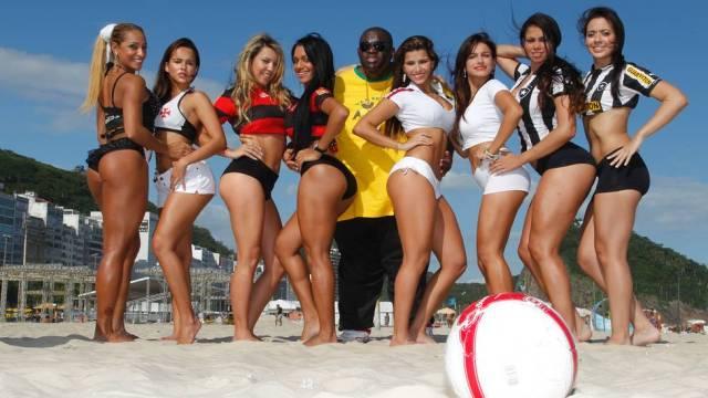 Coppa del Brasile Under 20, ottavi di finale: gare d'andata