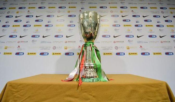 Supercoppa Italiana pronostico: quote, curiosità e news by #Pasto22