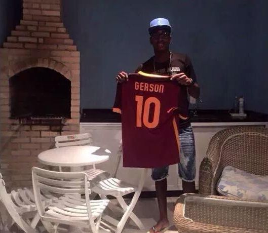 Mercato Roma 13 giugno: il brasiliano Gerson potrebbe presto cambiare nuovamente maglia. Il centrocampista piace in Turchia.