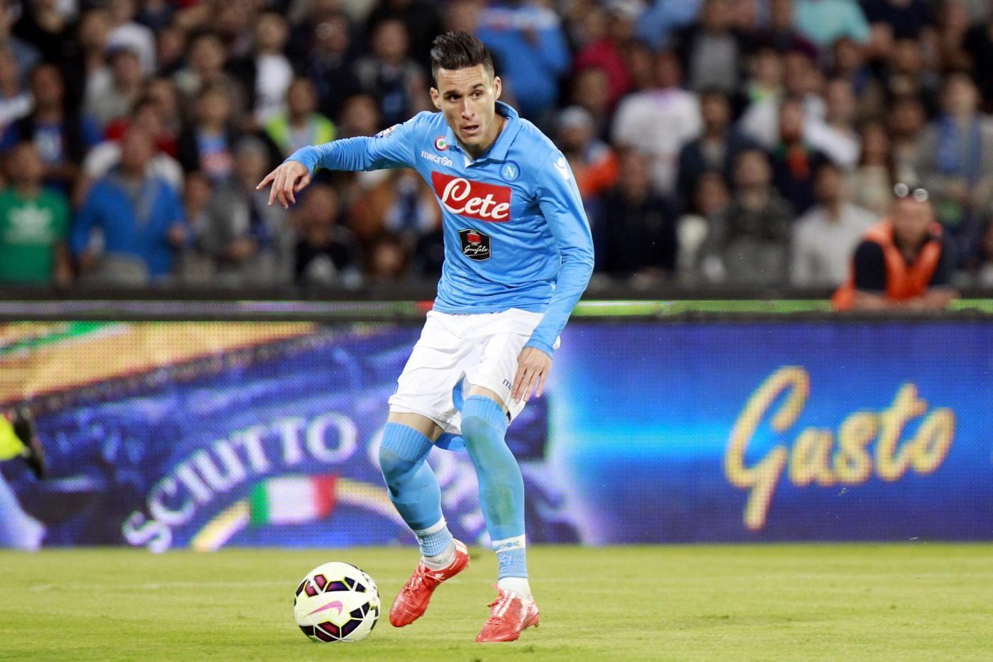 Europa League, Napoli travolge Bruges 5-0: bene Mertens e Callejon