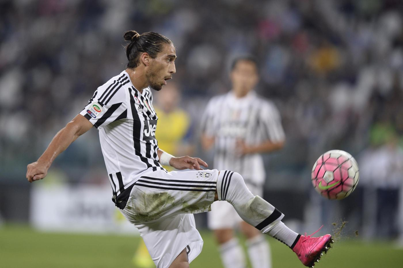 Mercato Juve 27 gennaio: Martin Caceres può ormai dirsi un nuovo giocatore della Juve. Tutto fatto per il suo ritorno a Torino.