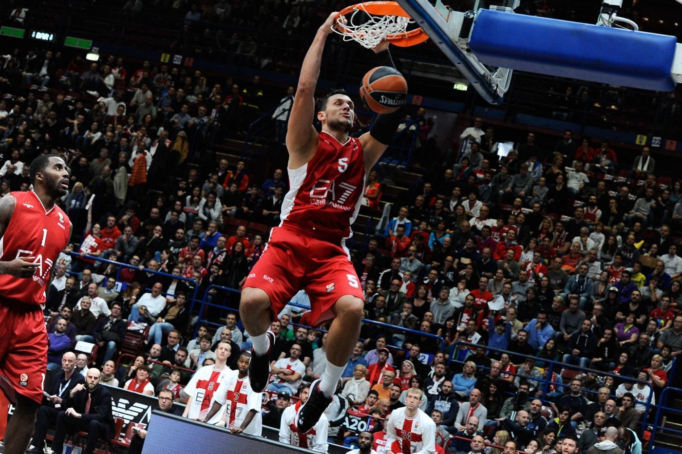 Serie A Basket domenica 10 dicembre