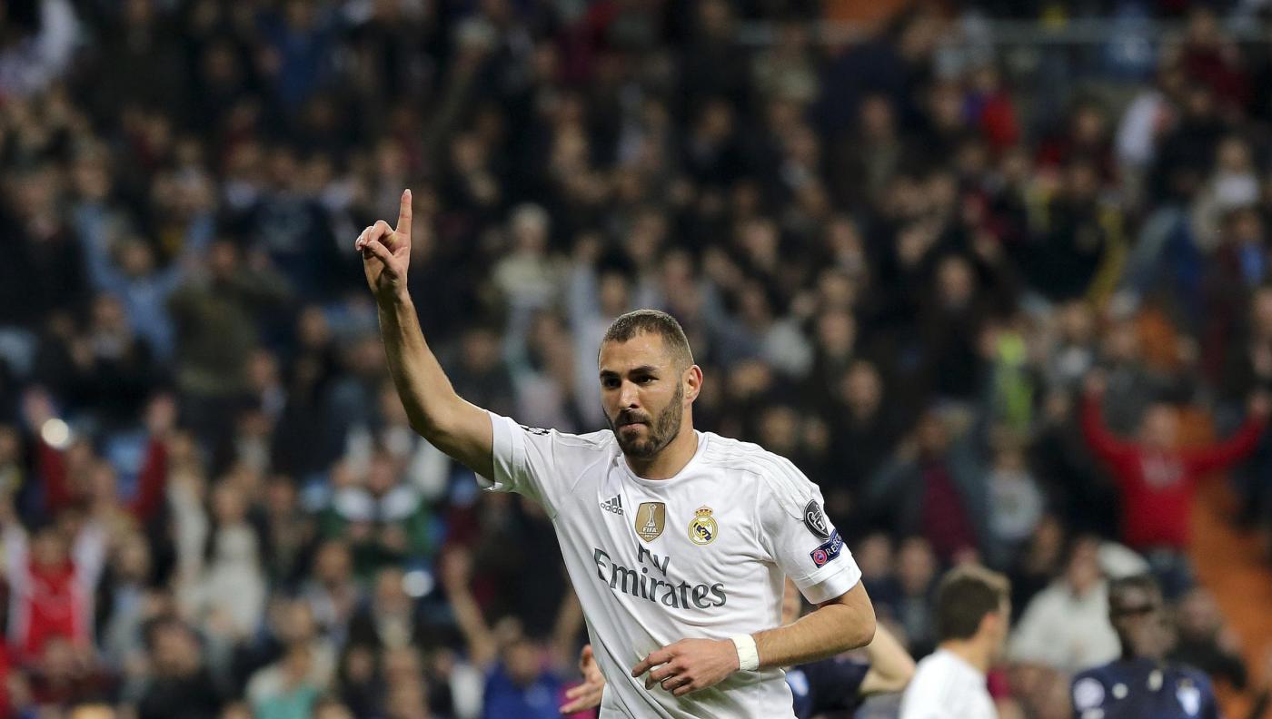 Benzema-Milan: summit a Milanello per il francese