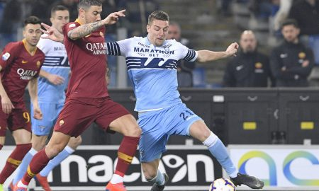 Lazio-Atalanta 5 maggio: match valido per la 35 esima giornata di Serie A. Sfida Champions ed anticipo della finale di Coppa italia.