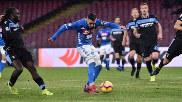Serie A: Napoli-Lazio 2-1 – Il Fotoracconto