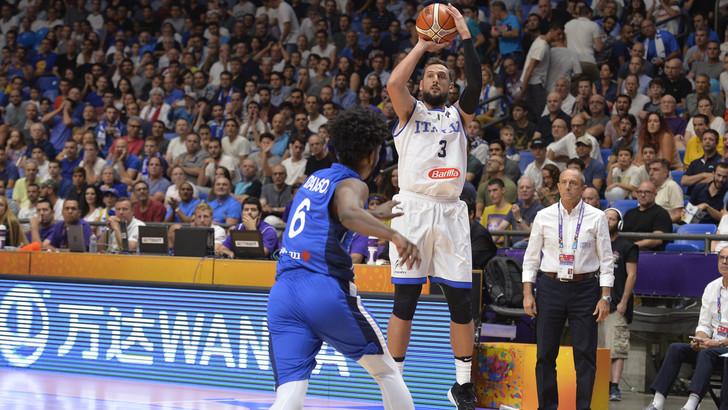 Coppa del Mondo Basket giovedì 29 novembre