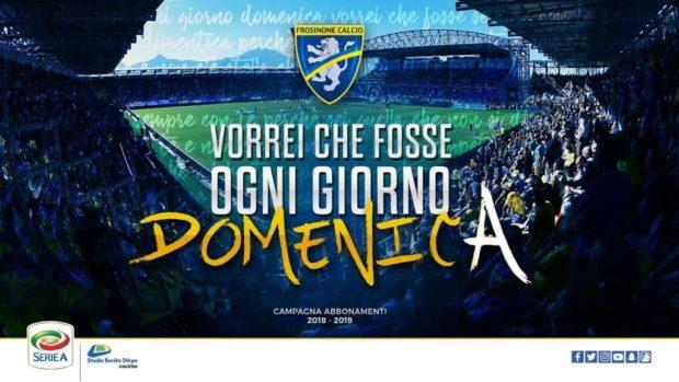 Guida Serie A 2018-2019 FROSINONE: il ritorno dei ciociari in Serie A