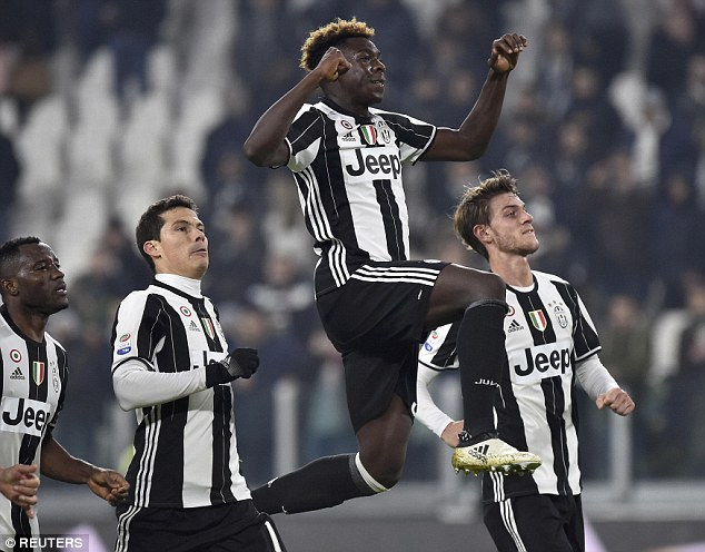Mercato Juventus 14 luglio