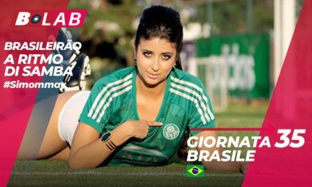 Pronostici Brasile domenica 18 novembre: senza sosta il Brasileirao!