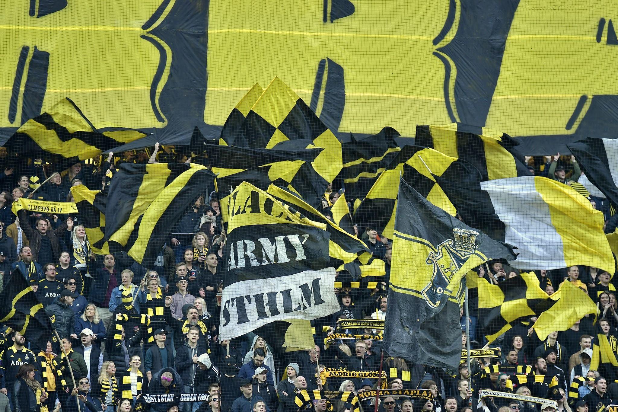 AIK Stoccolma-Malmo 29 ottobre: match della 27 esima giornata del campionato svedese. In palio punti decisivi per il titolo.