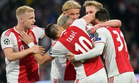 Graafschap-Ajax 15 maggio: si gioca per l'ultima giornata della Serie A olandese. Agli ospiti basta 1 punto per festeggiare il titolo.