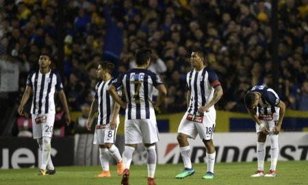 Alianza Lima-Internacional mercoledì 24 aprile