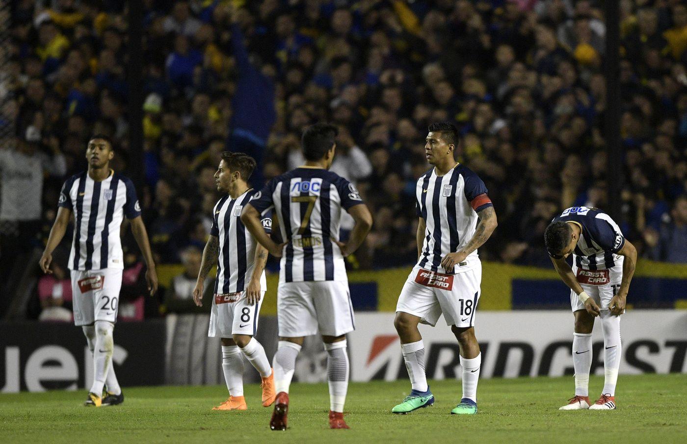 Primera Division Perù sabato 3 novembre