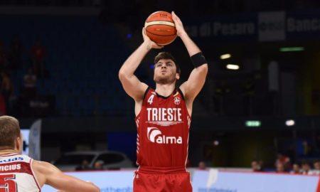 Serie A Basket domenica 28 aprile