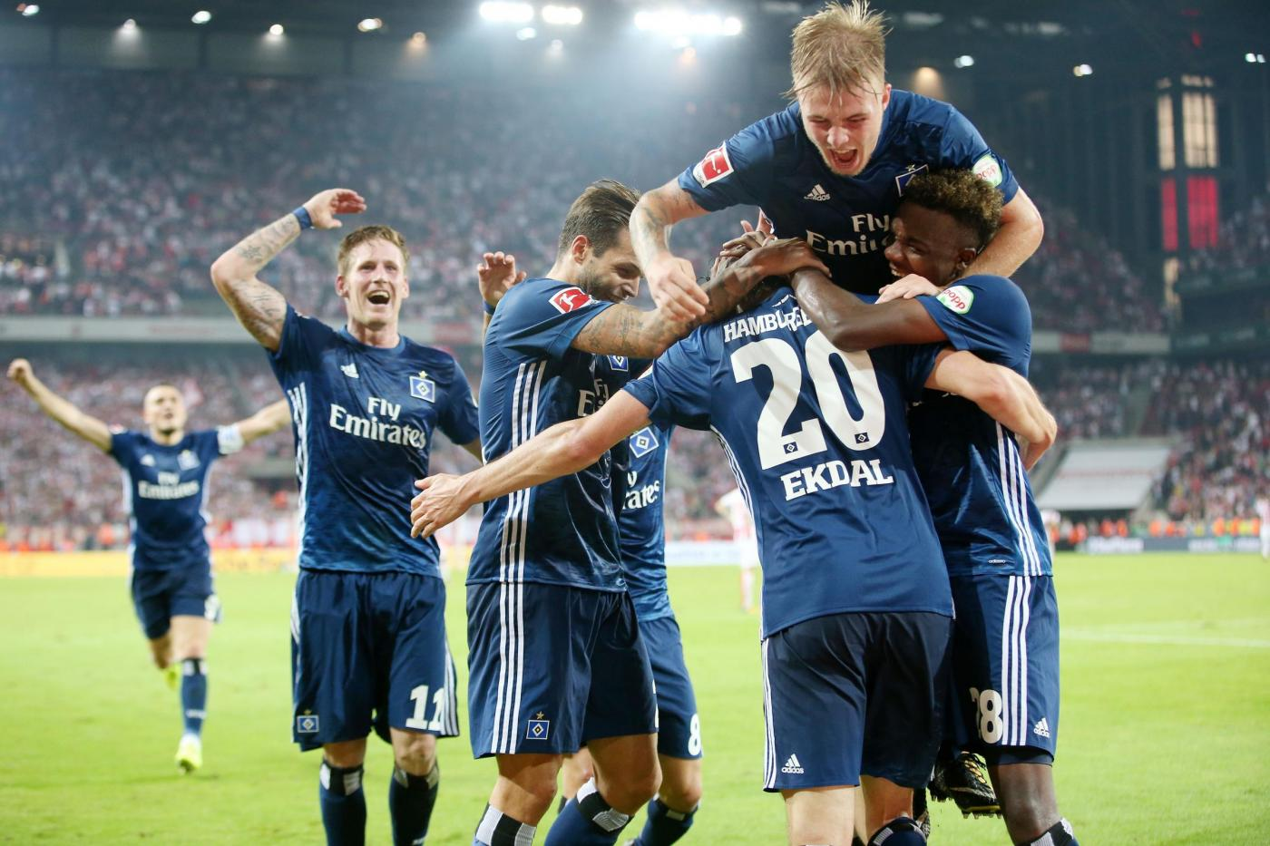 2. Bundesliga, Duisburg-Amburgo 14 dicembre: analisi e pronostico della giornata della seconda divisione calcistica tedesca