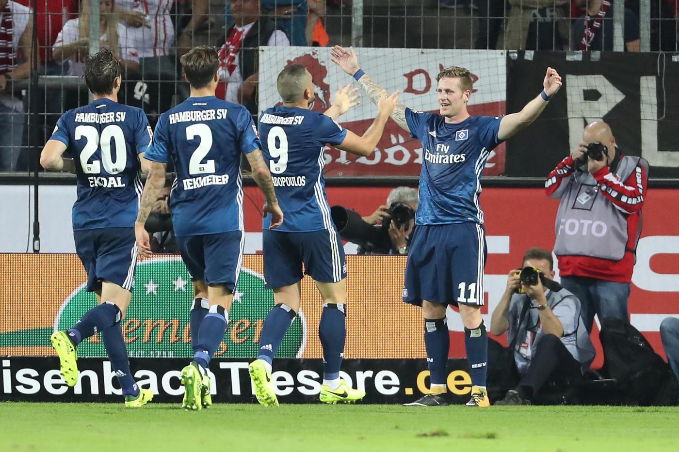 2. Bundesliga, Amburgo-Magdeburg 8 aprile: analisi e pronostico della giornata della seconda divisione calcistica tedesca