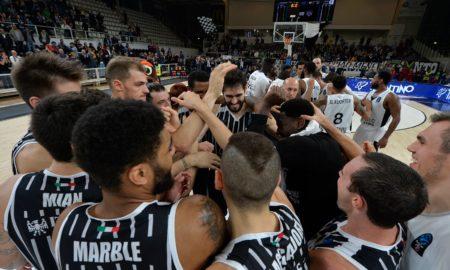 Serie A Basket sabato 25 maggio