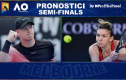 Tennis Australian Open 2018 Semifinali