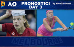 Tennis Australian Open 2018 Day 3