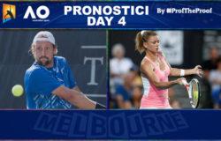 Tennis Australian Open 2018 Day 4