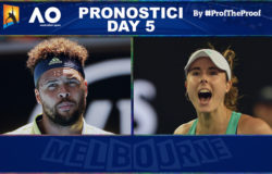 Tennis Australian Open 2018 Day 5