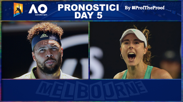 Tennis Australian Open 2018 Day 5
