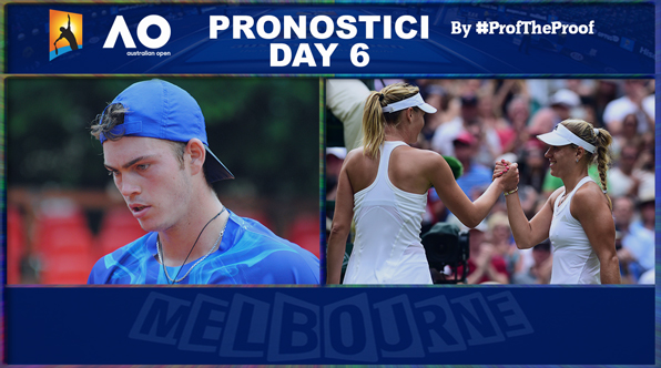 Tennis Australian Open 2018 Day 6