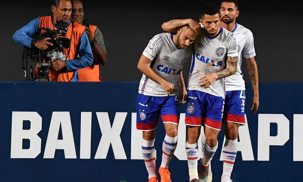 Bahia-Atletico Paranaense mercoledì 24 ottobre