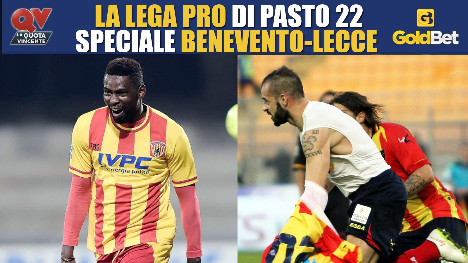 BENEVENTO LECCE