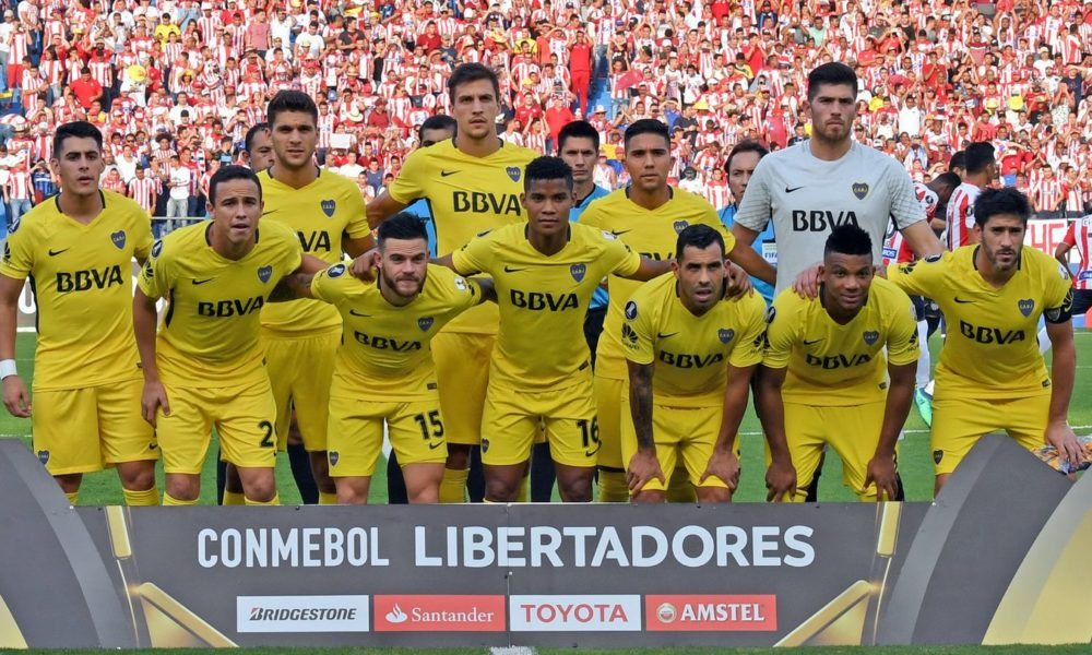 Superliga Argentina domenica 7 ottobre