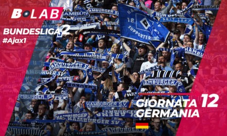 Bundesliga 2 Giornata 12