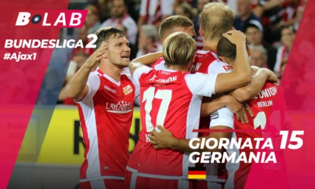 Bundesliga 2 Giornata 15