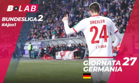 Bundesliga 2 Giornata 27