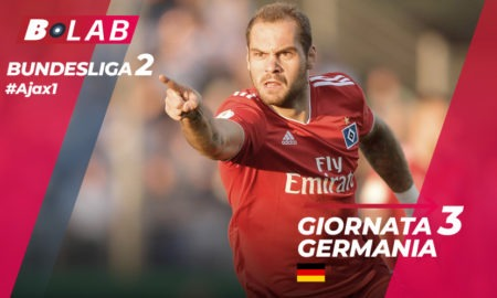Bundesliga 2 Giornata 3