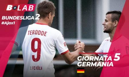 Bundesliga 2 Giornata 5