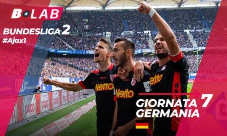 Bundesliga 2 Giornata 7