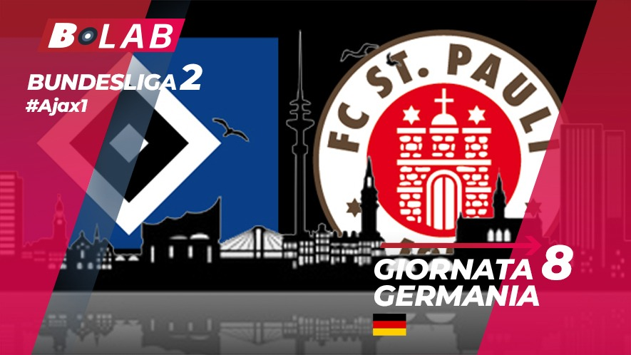 Bundesliga 2 Giornata 8